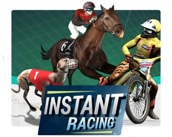 Play Instant Racing