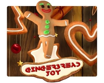Spielen Gingerbread Joy