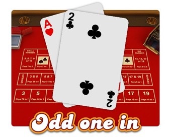 Play Odd One In