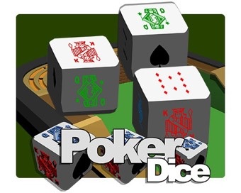 Play Poker Dice