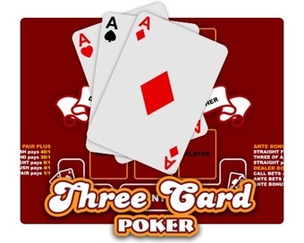 Spielen Three Card