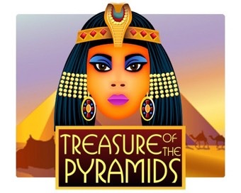 Spela Treasure of The Pyramids