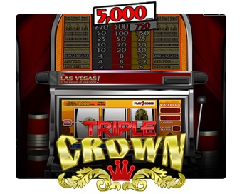 Spielen Triple Crown