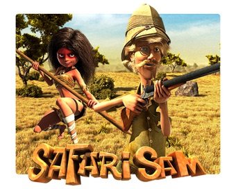 Играть Safari Sam