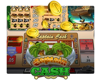 Играть Captain Cash