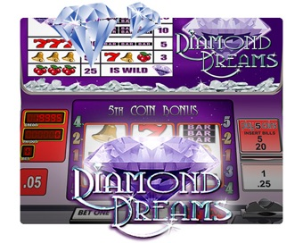 Играть Diamond Dreams