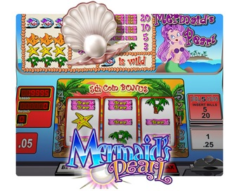 Играть Mermaid's Pearl
