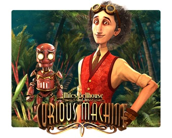 Play The Curious Machine