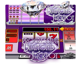 Oyun Diamond Jackpot