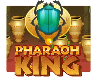 Spielen Pharaoh King