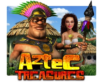 Играть Aztec Treasures