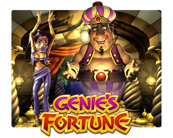 Play Genies Fortune
