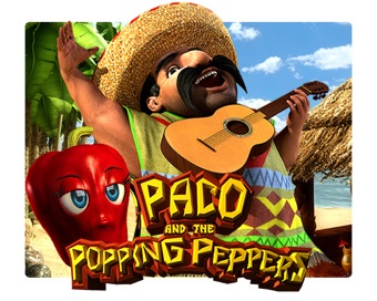 Spielen Paco and the Popping Peppers