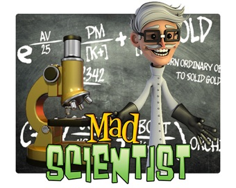 Spill Madder Scientist