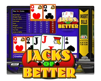 Играть Jacks Or Better