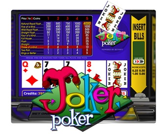 Spill Joker Poker