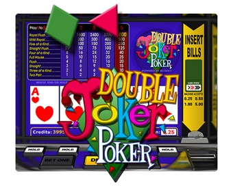 Spill Double Joker Poker