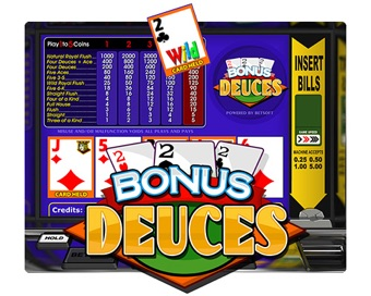 Play Bonus Deuces
