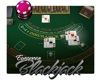 Play European Blackjack