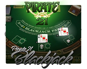 Играть Pirate 21 Blackjack