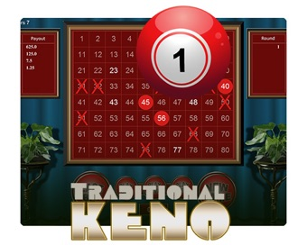 Spielen Traditional Keno