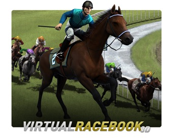 Spielen Virtual Racebook 3D