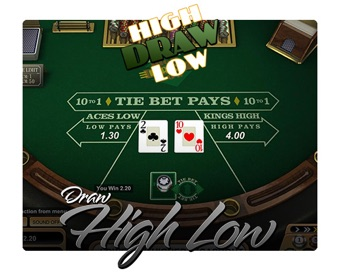 Play Draw Hi Low