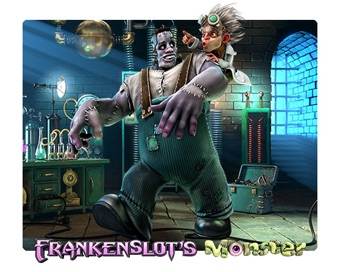 Играть Frankenslot's Monster
