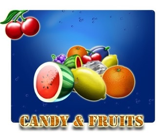 Spill Candy Fruits