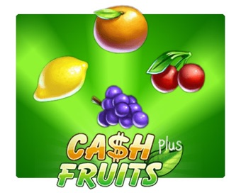 Play Cash Fruits Plus