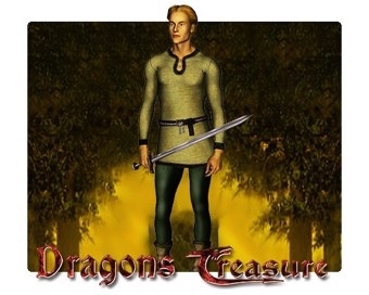 Играть Dragon's Treasure