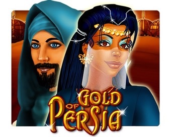 Spill Gold of Persia
