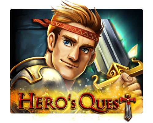 Spielen Hero's Quest