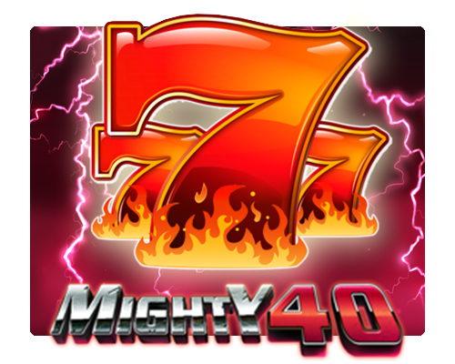 Spielen Mighty 40