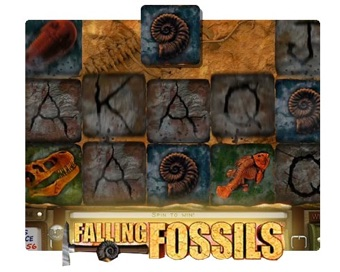 Play Falling Fossils