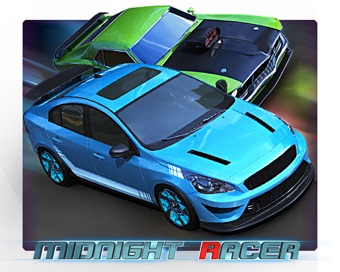 Играть Midnight Racer