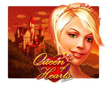 Spill Queen of Hearts Deluxe