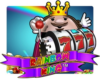 Spielen Rainbow King