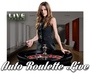 Play Auto Roulette Live