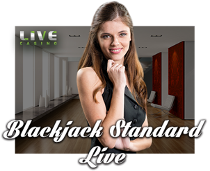 Play Blackjack Standard Live