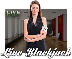 Spill Live Blackjack