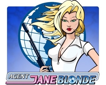 Spill Agent Jane Blonde