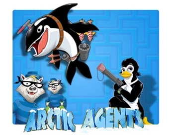 Play Arctic Agents