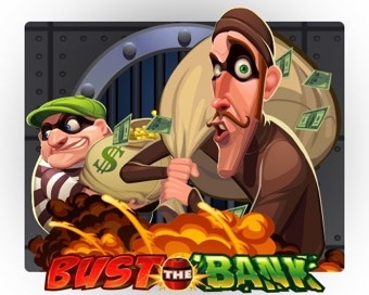 Играть Bust The Bank