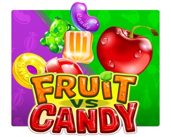Spielen Fruit vs Candy