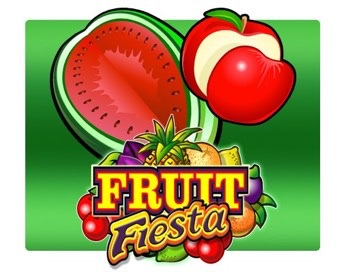 Spill Fruit Fiesta 5 Reel