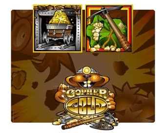Spielen Gopher Gold