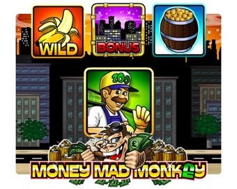 Играть Money Mad Monkey