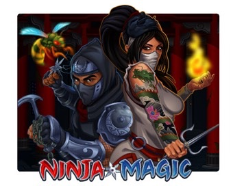 Spielen Ninja Magic