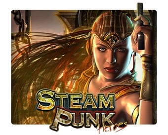 Spill Steam Punk Heroes